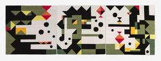 Calm Fish Rugs by Kostas Neofitidis for KOTA Collections, Set of 3 5