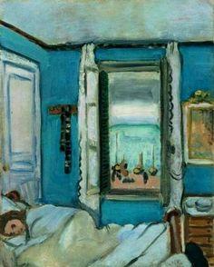 Henri Matisse: El mar desde la ventana.