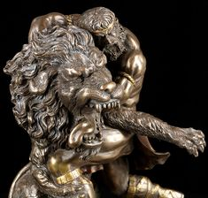 hercules and the nemean lion tattoos - Google Search