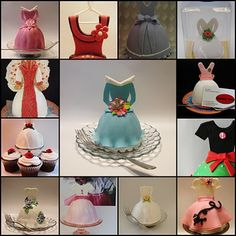 Cupcake Envy: Check out our Dress Tutorial on YouTube