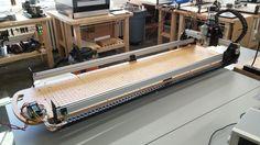 Long board CNC.