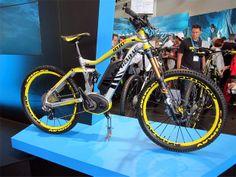 4efa22d6a3c Eurobike 2013  Galería de imágenes con las nuevas bicicletas eléctricas de  2014