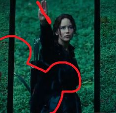 Disney with a little bit of the hunger games