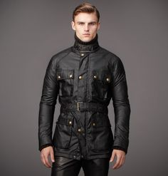 THE ROADMASTER JACKET on Belstaff £550