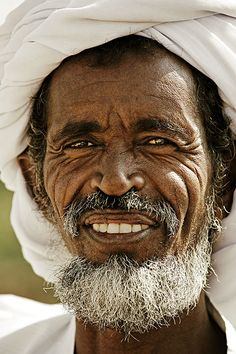 Man from Eritrea. (Eritrea, Eastern Africa)