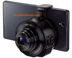Sony Lens for Smartphones!!