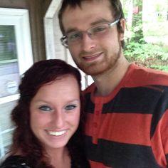 My husband my favorite thing ;)