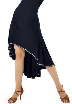 Womens Latin Skirt | Rhythm Skirt & Short Dance Skirt | DanceShopper.com
