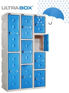 Extra accessories to suit Ultrabox Plastic Plastic Lockers, Locker Storage, Suit, Accessories, Furniture, Home Decor, Decoration Home, Room Decor, Suits