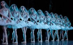 Houston Ballet Company's Kingdom of the Shades