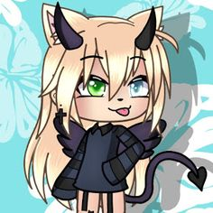 outfits gacha life girl and boy Gif Kawaii, Kawaii Anime, Cute Anime Chibi, Kawaii Chibi, Anime Wolf Girl, Anime Girl Neko, Anime Girl Cute, Cute Anime Character, Cute Characters