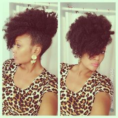 Natural~ Next hairstyle