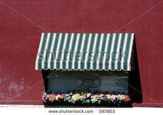 Italian Style Restaurant Window Stock Photo 593903 : Shutterstock