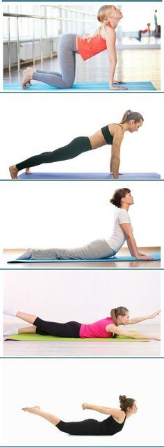 rückenübungen dehnübungen rücken rückenmuskulatur stärken