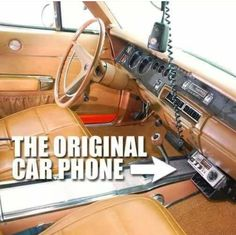 CB Radios were the thing to have in the mid 70s.  Breaker, breaker 1-9