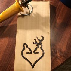 I did this one pretty quick last night. #woodburning #pyrography #fortworthartist #palletwood #browning #art #fortworth #fortworthart