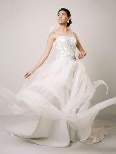 Jamie Go Wedding Gown Bridal Wear 2014 Beadworks Bridal Gowns, Wedding Gowns, Bridal Collection, How To Wear, Fashion, Bride Dresses, Homecoming Dresses Straps, Moda, Fashion Styles