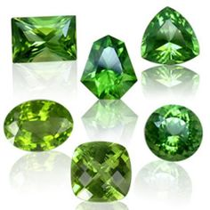 """Chrysolite (known today as """"Peridot"""")"""