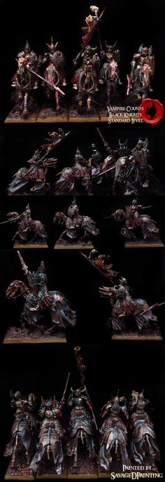 Vampire Counts Black Knights