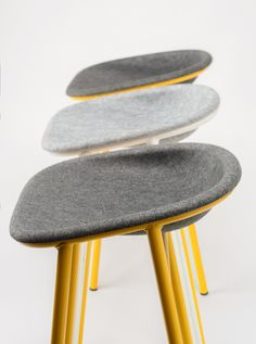 We make these chairs out of PET bottles... Want to know how? http://www.devorm.nl/products/lj3