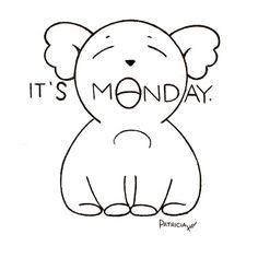 #mondays #montag #monday #hatemondays #tired #dogs #dog #puppy #puppies #drawings #drawing #hund #kutya #sketch #henipatricia Mondays, Drawing S, Cute Drawings, Tired, Hello Kitty, Sketch, Snoopy, Puppies, Dogs