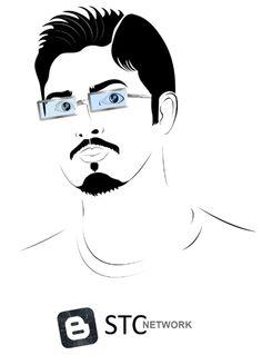 Vector Face Art