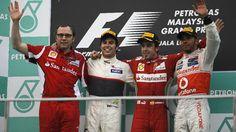 Formel 1 2012 Malaysia