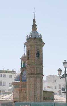 """Ancient Mineret in Seville (remember Mozart's """"Barber of Seville""""??)"""