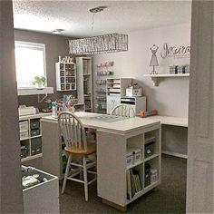 Scraproom: My New Craft Room (March 3/15)