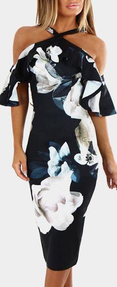 Floral Dress Like Ted Baker City Fashion 30bc268fa03ab