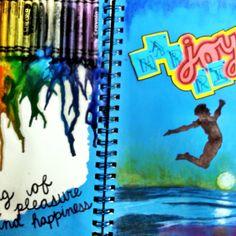 Visual Journal #2 - Room 416