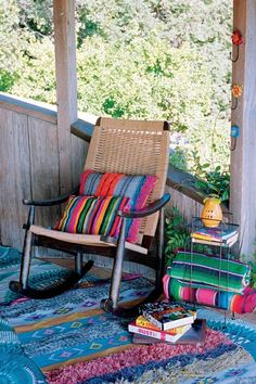 Mexican interior design deco terrace design colors