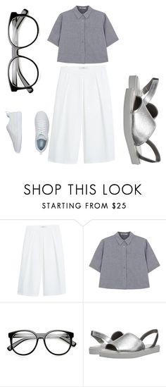 """""""Simplicity is the word"""" by edens-paradise ❤ liked on Polyvore featuring MANGO, T By Alexander Wang, ZeroUV, Circus By Sam Edelman and Puma"""