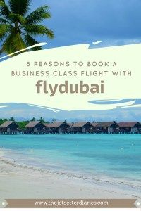 flydubai has quickly climbed up my favorite airline list after my recent trip to the Maldives! First thing's first: when going on vacation, it's not only about the destination, it's about the journey it takes to get there! flydubai made sure to make my journey a memorable one, from which I arrived so fresh and relaxed to the beautiful Maldives. If you live in the Middle East then you are surely familiar with the airline. I had flown quite a few times on flydubai around the region...