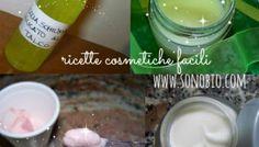 Lista di ricette cosmetiche facili per principianti