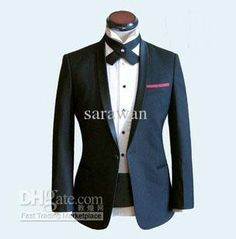 J. Crew Ludlow suit jacket with center vent in Italian wool ...