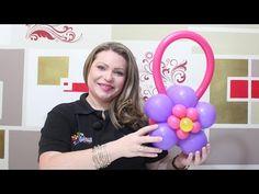 DIY Curso  de Globos Aprenda hacer una Cartera en Globos. Animadoras Balloons Wallet - YouTube