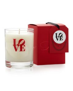 Love: Scented Candle