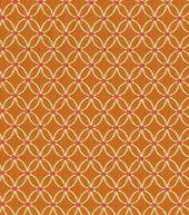 Upholstery Fabric-HGTV HOME On The Web Papaya