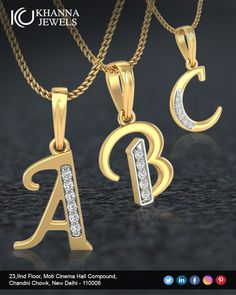 14k Yellow Gold Textured Block Style Uppercase Letter F Initial Pendant