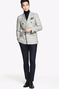 ZIOZIA Tmall website update  #KimSooHyun #김수현 promo pics