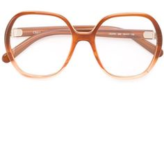 39b57ef0dc6 Chloé Misha glasses ( 290) ❤ liked on Polyvore featuring accessories