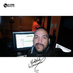 Via Instagram LAEMINENCIAreal Apáganos a ver si puedes! Candela el track que está grabando @LouizD1 #ParaQueMentirnos  #LaEminencia @laqadramusic  #DondeSiSeHaceMusic  #producer #recording #estudiodegrabacion #protools #flstudio #StudioOne #dembow #reggaeton #musicaurbana #productormusical  #studioflow  #recordingstudio #laqadramusic #tw