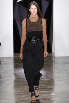 Ohne Titel Fall 2015 Ready-to-Wear Fashion Show: Complete Collection - Style.com