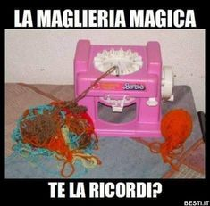 LA MAGLIERIA MAGICA.. Barbie Collection, My Childhood Memories, Video, Meme, Funny, Childhood, Nostalgia, Cards, Funny Parenting