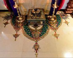 Rangoli Designs Latest, Rangoli Designs Flower, Rangoli Patterns, Colorful Rangoli Designs, Rangoli Designs Diwali, Rangoli Designs Images, Flower Rangoli, Beautiful Rangoli Designs, Diwali Decorations