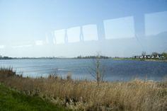 Poel lake road Marken, Holanda, Waterland, Paises Bajos