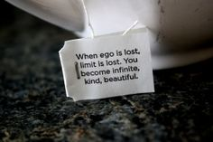 How to let go of your ego. | http://wildsister.com/2013/06/how-to-let-go-of-your-ego/