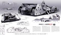 Daniel Simon: Conceptual Designer and Automotive Futurist (Part 2) « Form Trends