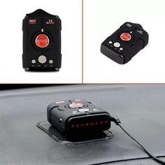 Guaranteed 100% V8 Car Radar Detector 16 Band Russia/English version LED Display Anti Radar Detector XK NK Ku Ka Laser - Intl | Lazada Indonesia